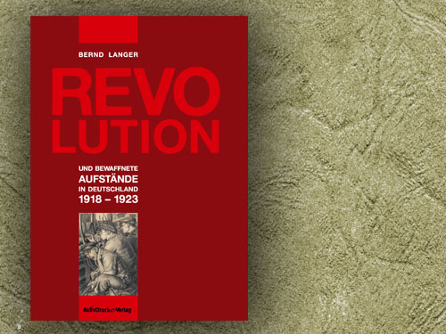 Revolution | Langer | Book cover